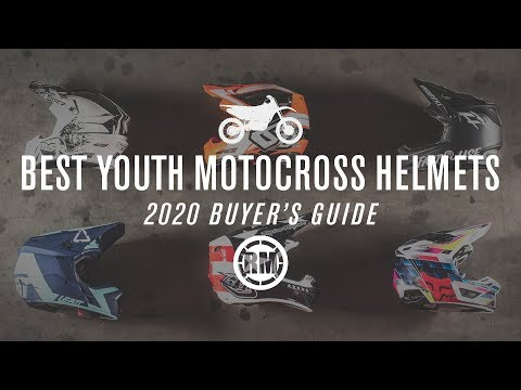 Best Youth Motocross Helmets | 2020