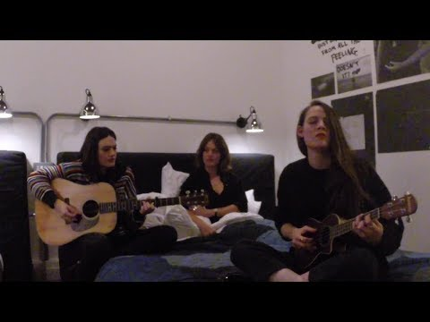 The Staves perform