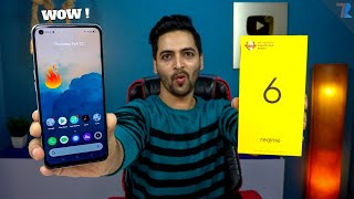 Realme 6 - Unboxing & First Imrpressions | 90Hz Display | Helio G90T | 64MP Camera | 30W VOOC & More