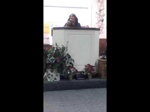 Apostle Uneeda Beverly( Hendrix)