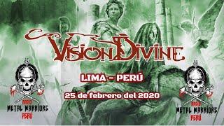 Resumen Concierto Visión Divine en Lima, Perú 2020