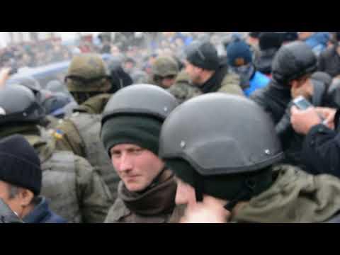 Как отбивали Саакашвили у силовиков (часть I)