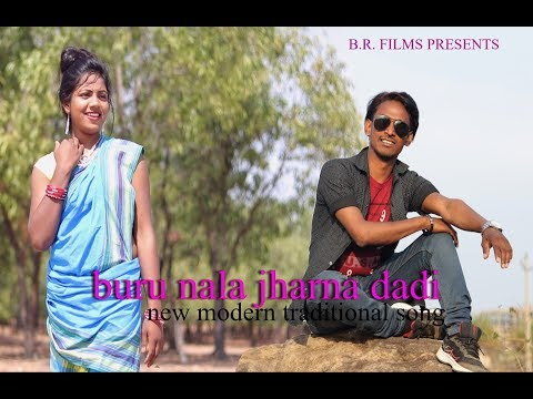 Buru Nala Jharna Dadi New Modern Traditional Santhali Video