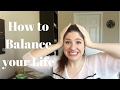 How to Balance Life with Pharm School | New Snapchat account!