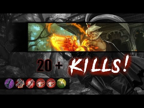 Ringo Is Insane! - 20+ Kills! - Vainglory 5v5