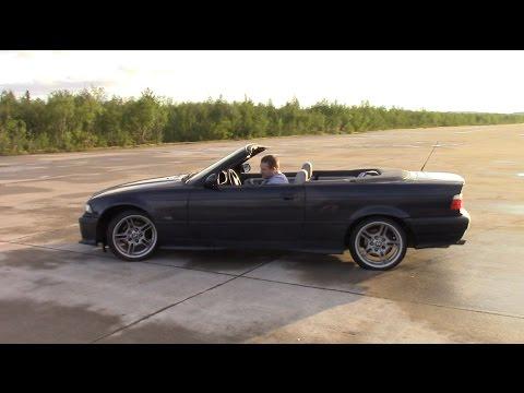 BMW E36 2.8 Кабриолет. Если не страшно выделиться из толпы.