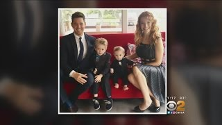 Michael Buble Confirms 3-Year-Old Son Diagnosed With Cancer