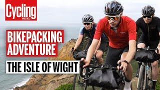 Gambar cover Isle of Wight Adventure of Cycling Weekly | Bikepacking Adventure