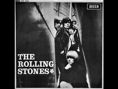 ROLLING STONES: Mercy, Mercy (Early Version - 1964)