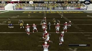 Madden NFL 08 Gameplay