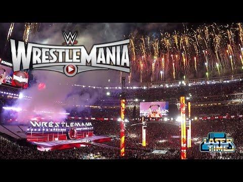 WWE Wrestlemania 31 (русская версия от 545TV)