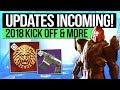 Destiny 2 News Bungie S 2018 Return Events Update D2 S 16 Month Reboot Vendor Weapon Refresh mp3