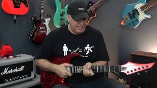 Solar Guitar Unboxing!