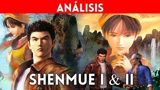 ANALISIS Shenmue I & II PS4 Xbox One PC - El clásico de Sega DREAMCAST y YU SUZUKI vuelve - Gameplay