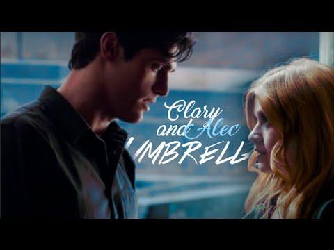 ►Clary and Alec | Umbrella [AU]