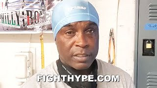 "JARON ENNIS NEXT FIGHT REVEALED; FACING ""GUY SHAWN PORTER COULDN'T STOP"" DEC. 12, SAYS BOZY ENNIS"
