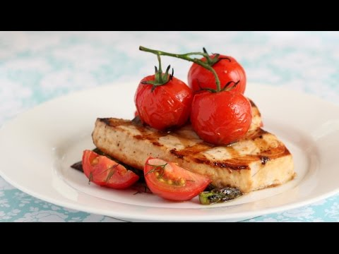 Grilled Swordfish (marinades, Doneness, & Heat Control Explained)