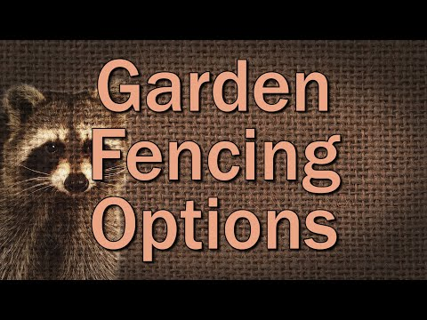 Fences to Keep the Critters Out of the Garden – Family Plot