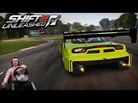 Заряженная Рыкса VS Хачироку Need For Speed Shift 2 Unleashed
