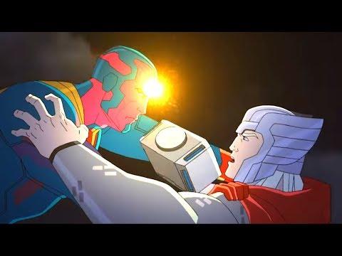 Марвел | Мстители: Революция Альтрона | Серия 24 Сезон 3 - Противостояние. Часть 2: Могучие Мстители