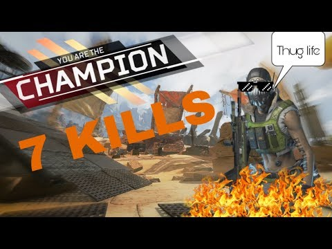 Apex Legends (carrying Simply J Lish)
