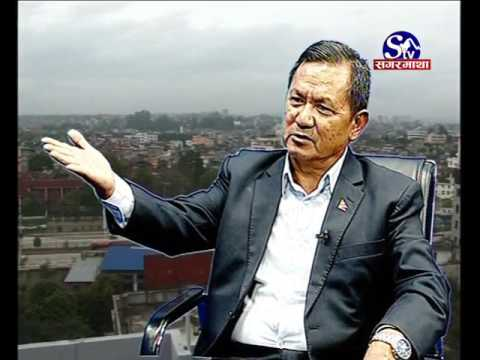 STV Chat with Prithvi Subba Gurung