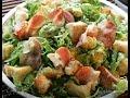Юлия высоцкая  салат с авокадо
