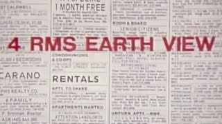Skylab: Four Rooms Earth View (1975)