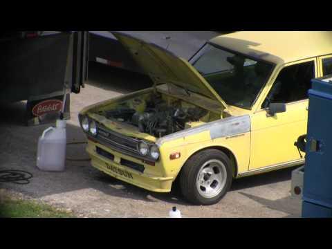 Transformers 3 Milwaukee - 1970s Datsun (pt 3)