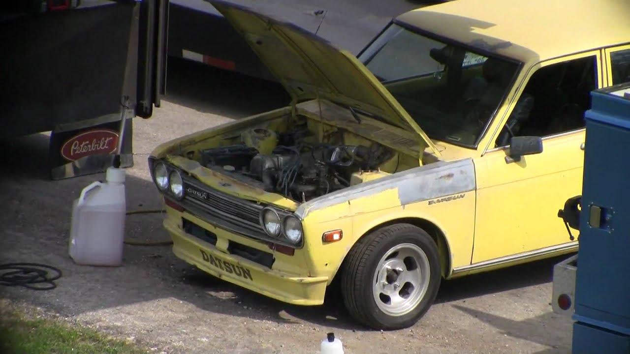 Transformers 3 Milwaukee - 1970s Datsun (pt 3) - YouTube