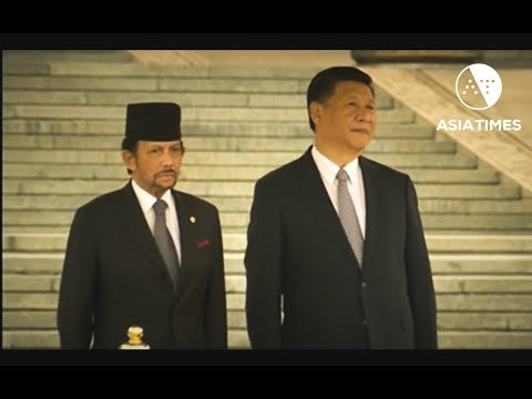 China throws sinking Brunei a lifeline