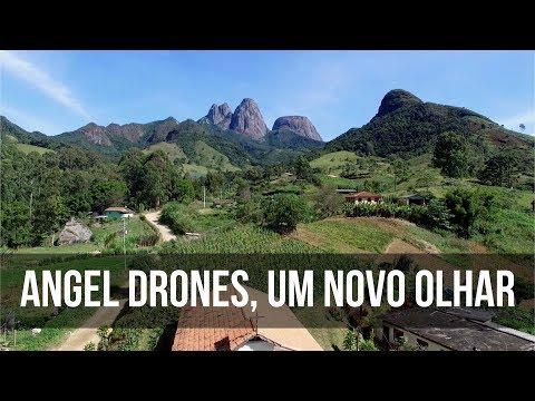 Angel Drones - Os mesmos olhos, um novo olhar