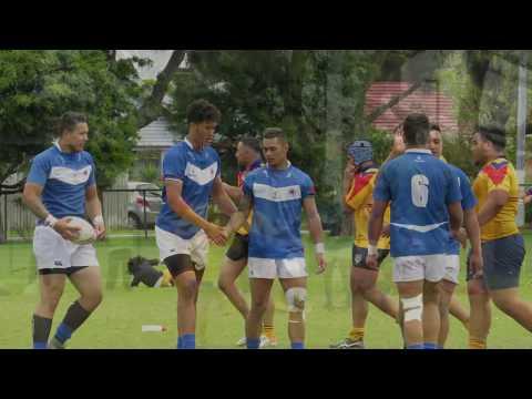 Toa Invitational U20 vs Niue U20 29 10 16 Highlights Reel