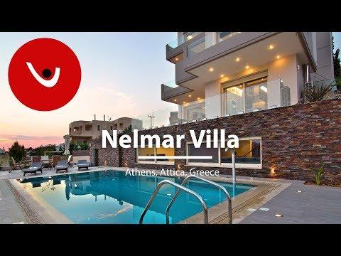 Nelmar Villa to Rent in Athens | Attica Greece | Unique Villas | uniquevillas.gr