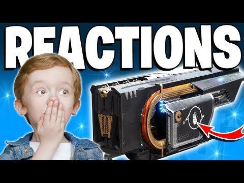 Destiny 2 - Epic Reactions To Jotunn Exotic Loot Drop / Top 5 Freakouts / Ep 122 thumbnail