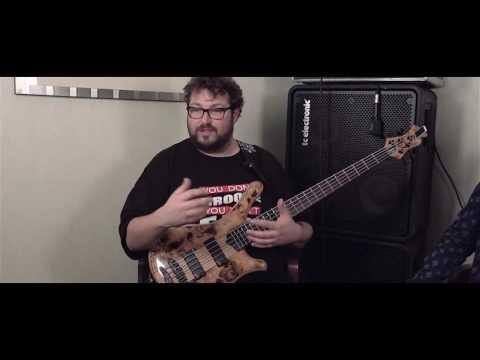 "Federico Malaman presents ""Mala Phaser"" TonePrint for Helix Phaser"