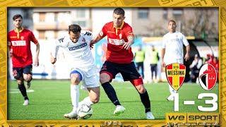 SSD Città di Messina vs SSC Bari [XXVI Giornata - Serie D - Gir.I]