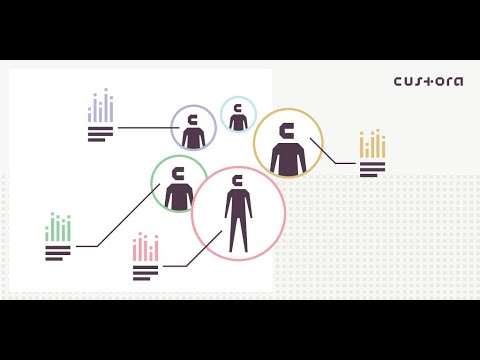 Custora - Building Data-driven Personas