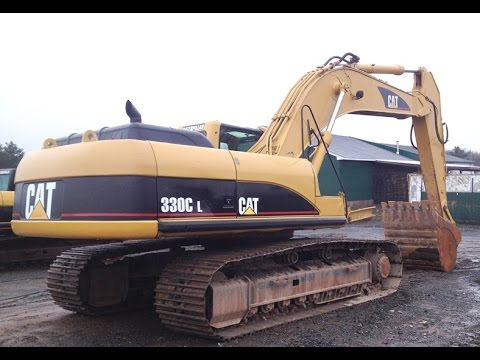 2005 CAT 330CL - Simmons Tractor Limited