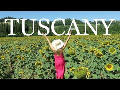 TRAVEL DIARY: TUSCANY, ITALY