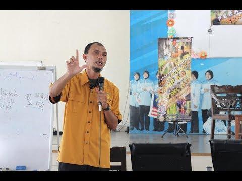 Teen's Outreach Camp '17 - Parenting Slot by Dr. Hj. Mohd. Hizul Azri b. Hj. Md. Noor (FULL)