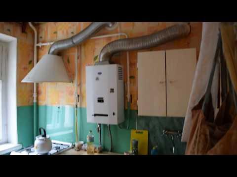 Перенос кухни в комнату или коридор