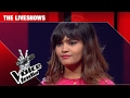 Sharayu Date - Bahon Mein Chale Aao | The Liveshows | The Voice India S2