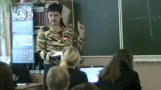 Урок алгебры, 9 класс, Смольцаренко_Л.А., 2009