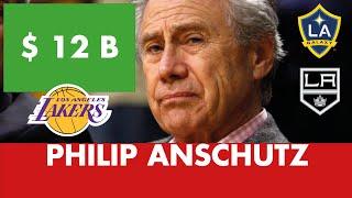 Philip Anschutz (Co-Owner of Los Angeles Lakers, Owner LA Kings, LA Kings) | BILLIONAIRE BIOGRAPHY