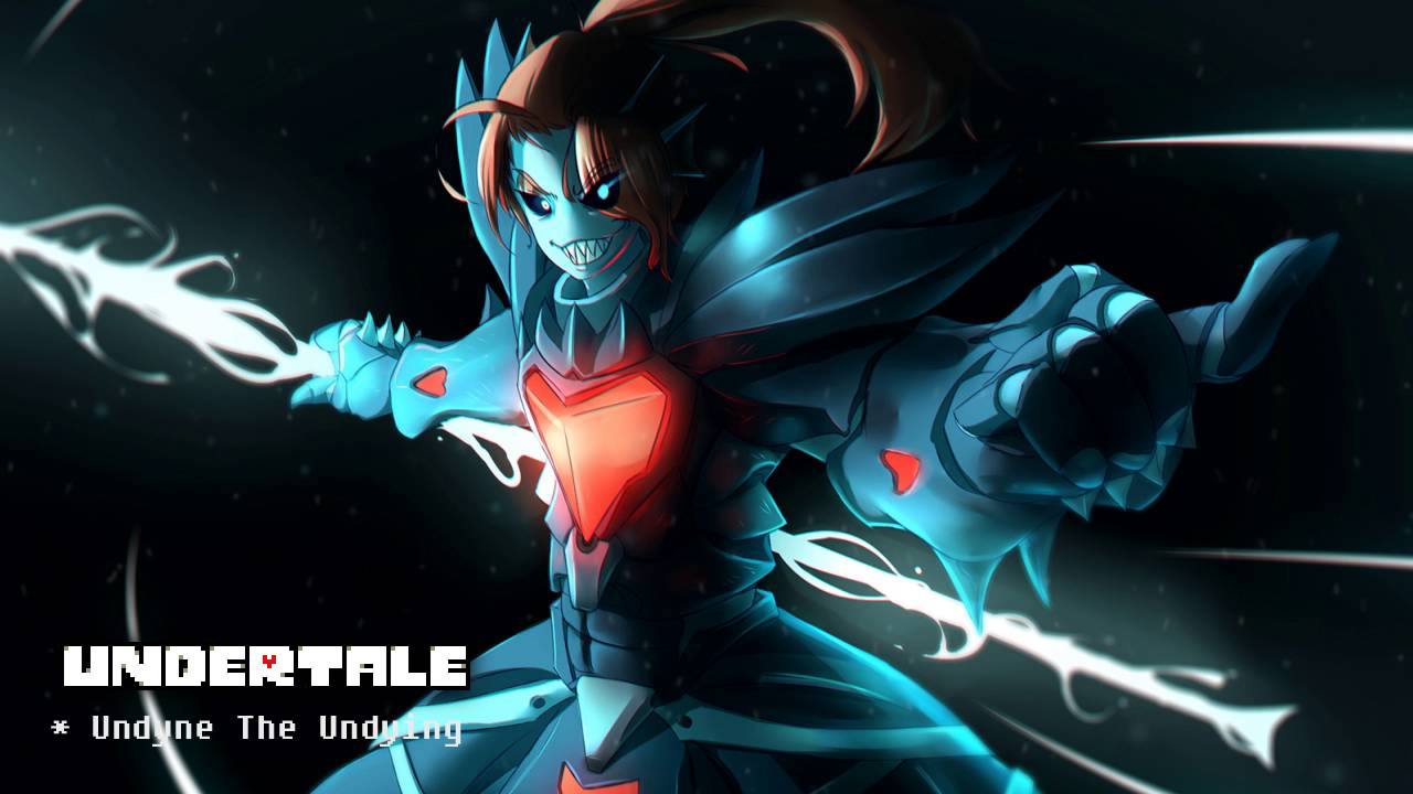Undertale Undyne The Undying Epic Orchestral Suite By