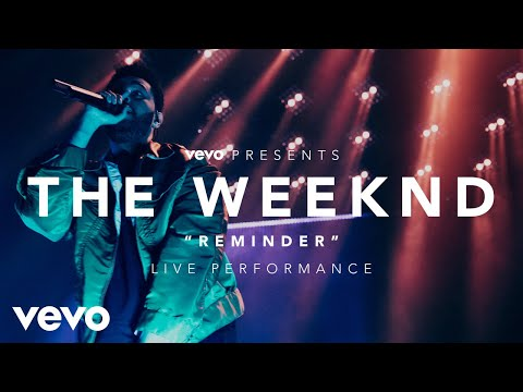 Thumbnail: The Weeknd - Reminder (Vevo Presents)
