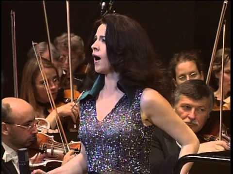 Angela Gheorghiu - Carmen: Habanera - Ljublijana 2004