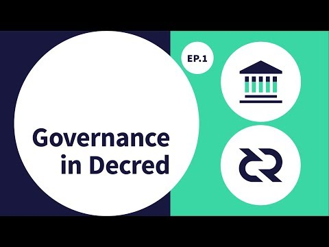 Decred Roundtable - Ep1 - BlockCon, DCR Exchange Listings, Segwit2x Governance