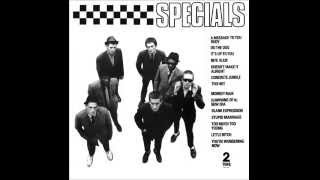 The Specials - Doesn't Make It Alright